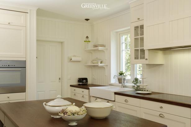 Schiebetür küche speisekammer  Aus der Küche direkt in die Speisekammer gehen - das ist praktisch ...