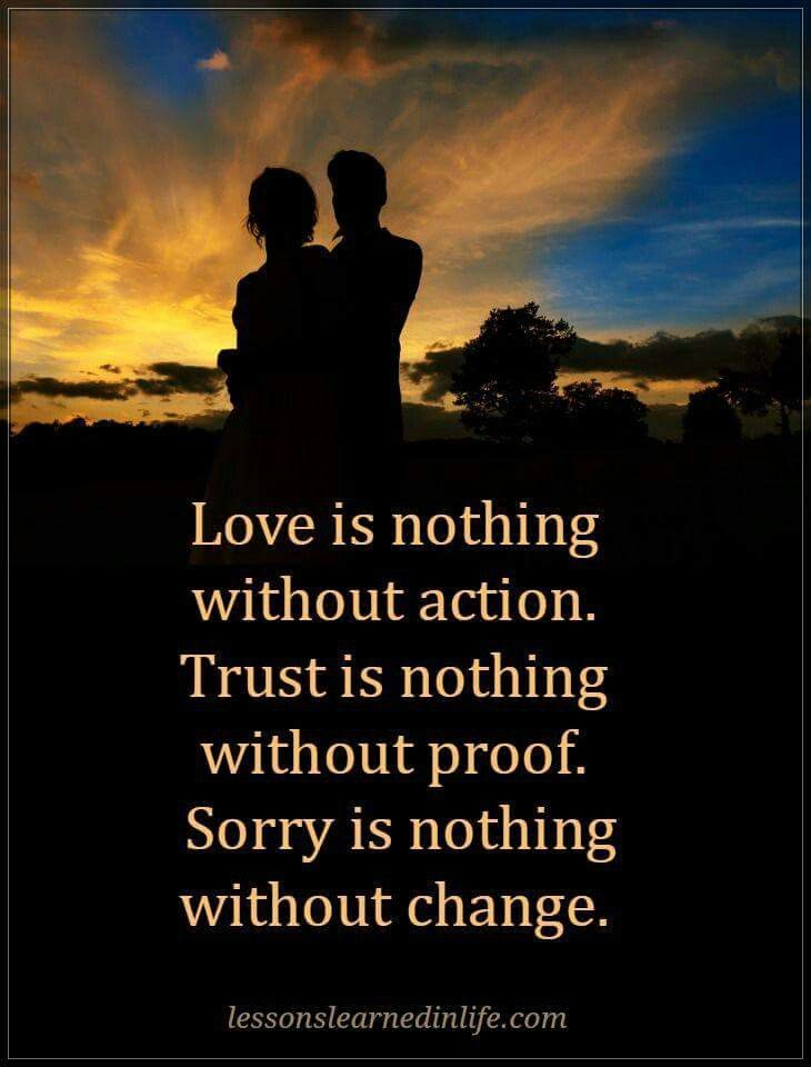 Love Trust Sorry Lessons Learned In Life Inspirational Quotes About Love Marriage Help