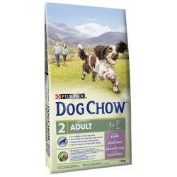 Dog Chow Adult Cordero Chow Chow Cordero Y Perros