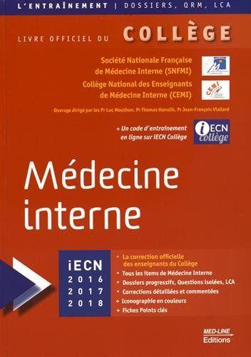 Medecine Interne Medecine Interne Medecine Gestion De La Colere