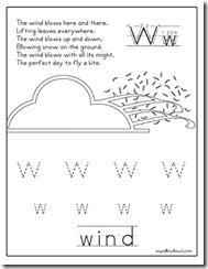 w is for wind totally tots w is for weather activities preschool preschool weather. Black Bedroom Furniture Sets. Home Design Ideas
