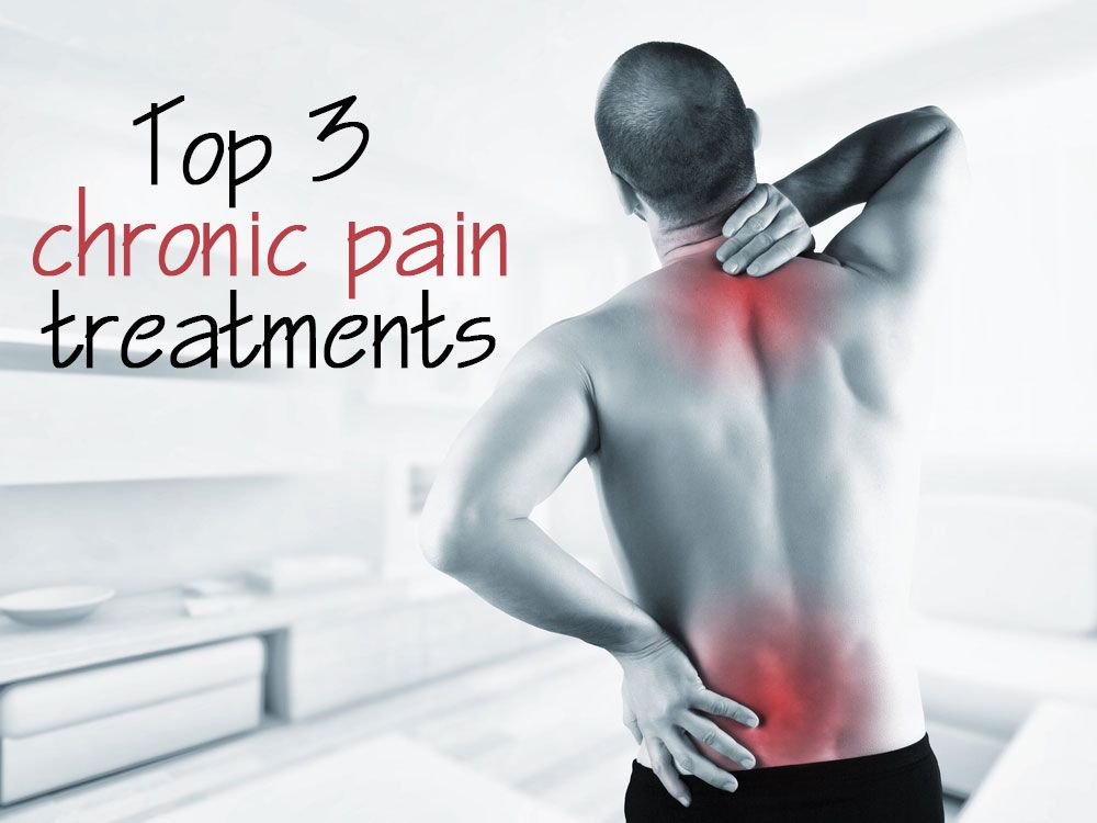 Pain can be a very unpleasant thing if it's not treated in a proper way and in time. Usually, the pain that lasts for several months is considered to be a chronic pain. Unfortunately, some types aren't curable, but there are a lot of treatments which can help you. Your choice will depend on many factors, for example, how long do you have the pain, how severe is it, what is the cause and were you hurt.