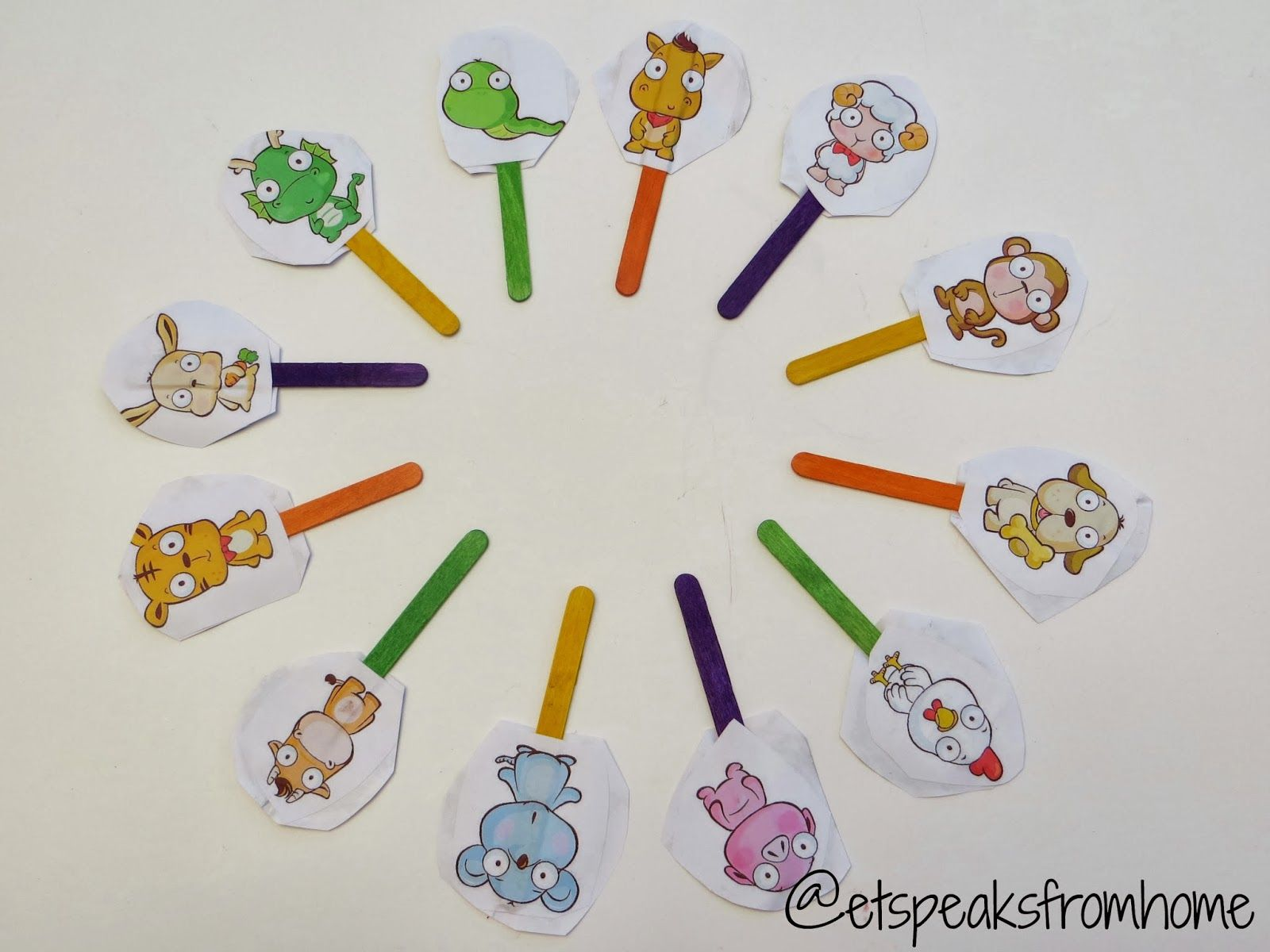 8 Chinese New Year Children S Activities