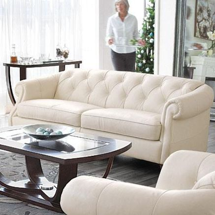 Natuzzi editions 39 marbella 39 sofa sears sears canada for the home pinterest buy for Sears canada furniture living room