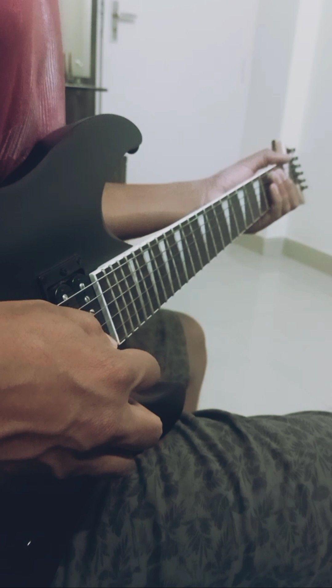 Metallica one solo