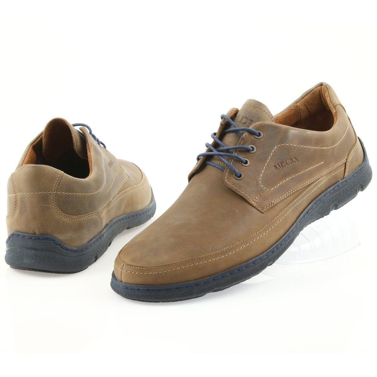 Polbuty Sportowe Badura 3390 Brazowe Dress Shoes Men Shoes Shoes Mens
