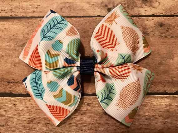 Feather Bow