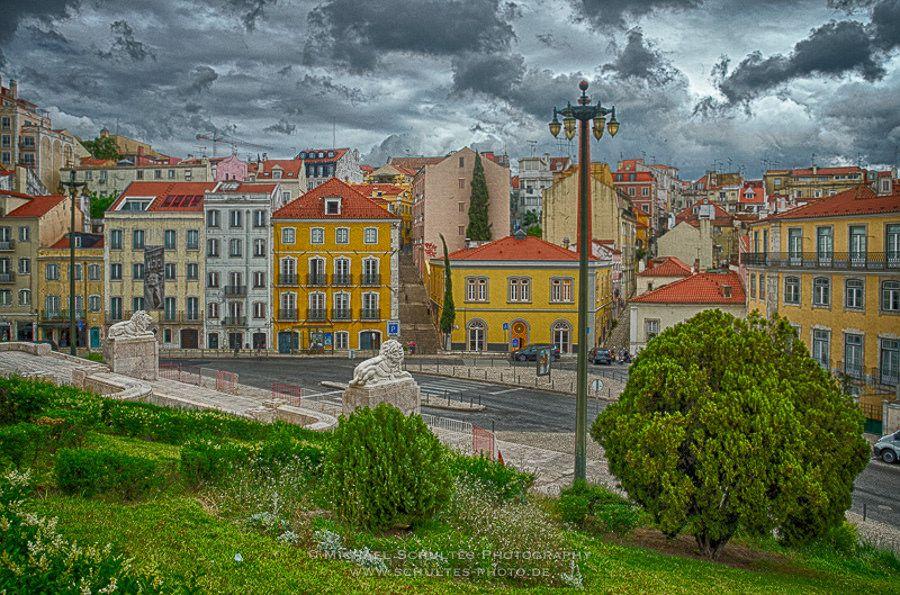 kurz vor dem Regen in Lissabon am 9.Mai 2017 - Fotoreise - © Michael Schultes - www.schultes-photo.de