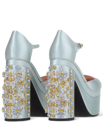 Rochas Closed Toe Slip Ons Women - thecorner.com - The luxury online boutique devoted to creating distinctive style