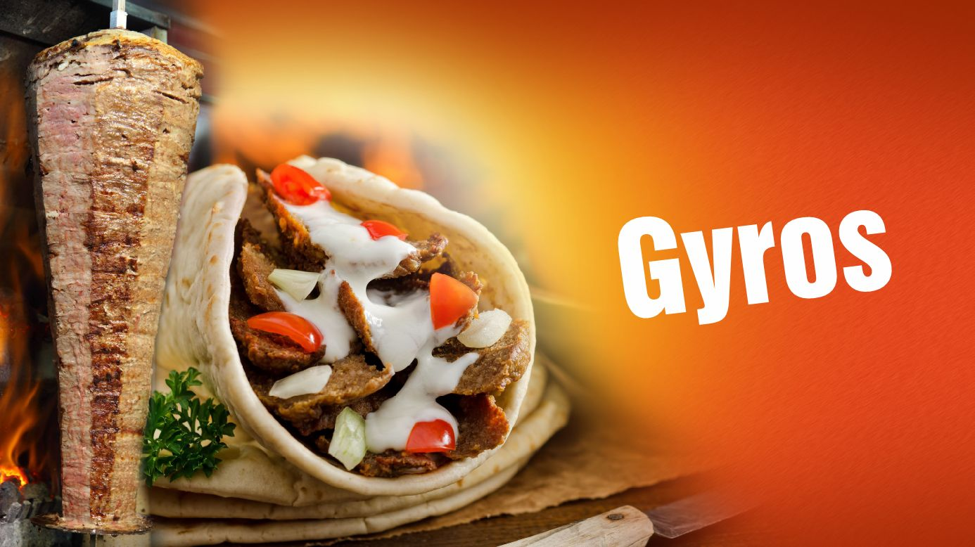 Gyros Near Me Easy To Cook And Delicious In Taste   Food ...