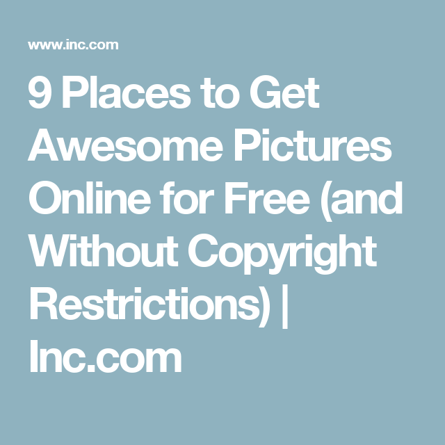 9 places to get awesome pictures online for free (and without Hawaii Free Pictures without Copyright 9 places to get awesome pictures online for free (and without copyright restrictions) inc com
