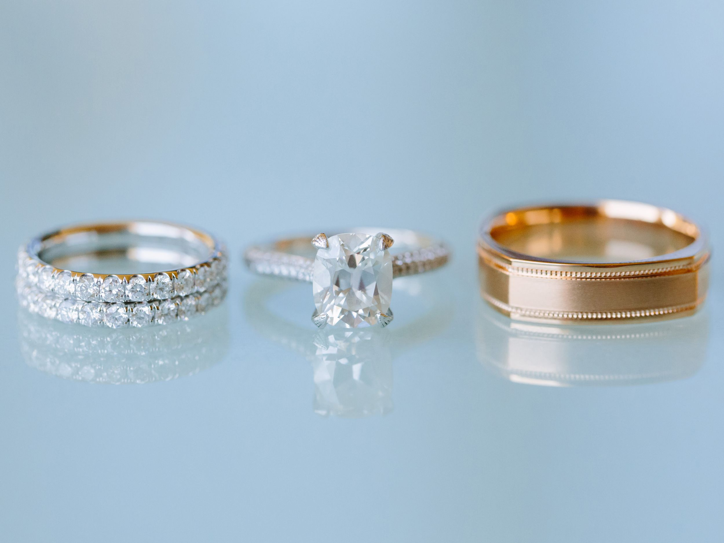 meaningful perfect to build stackable wedding jewelry engagement bridal the rings ring trends how stack