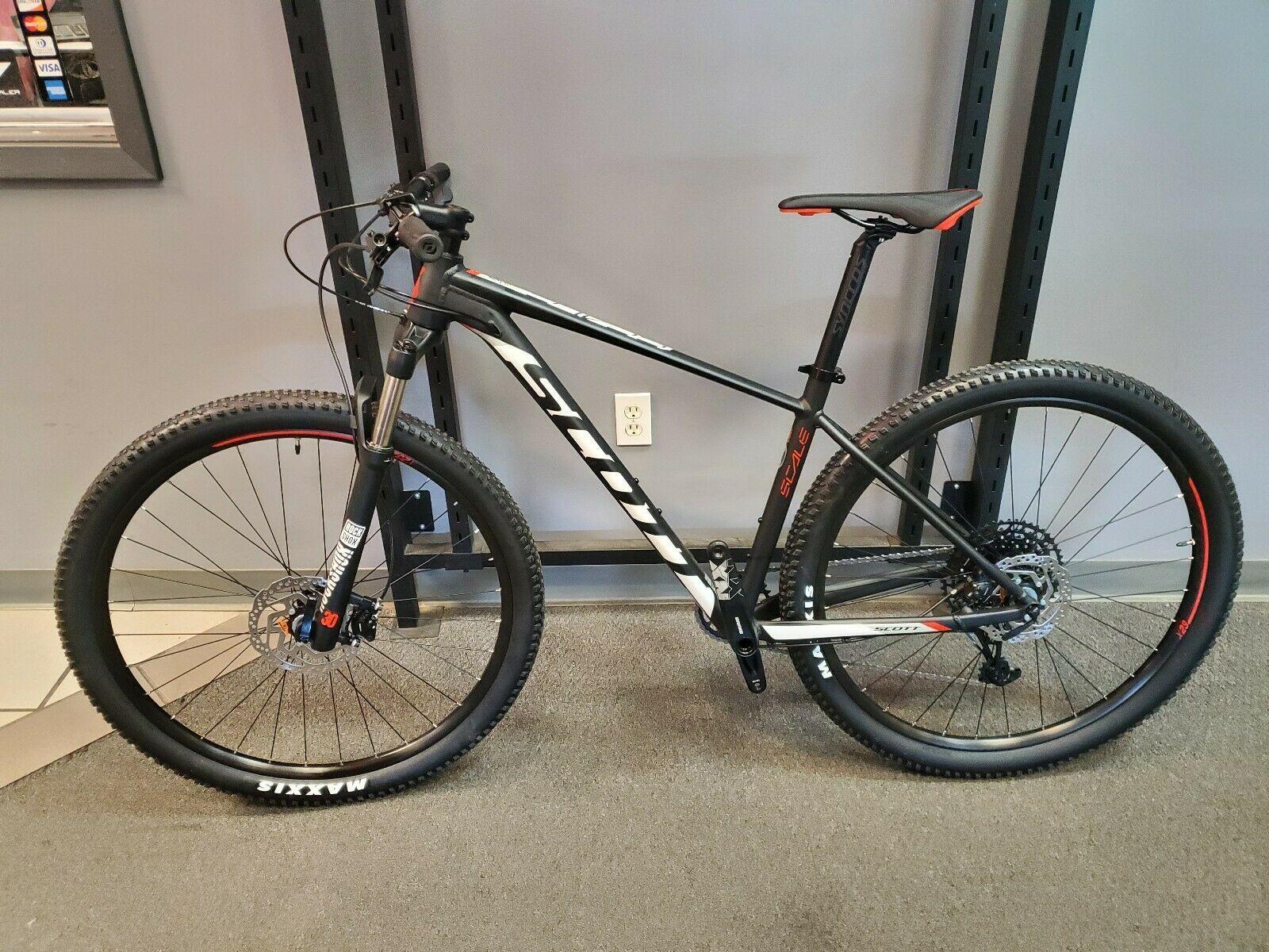 Scott Scale 980 Medium Mountain Bike Ideas Of Mountain Bike