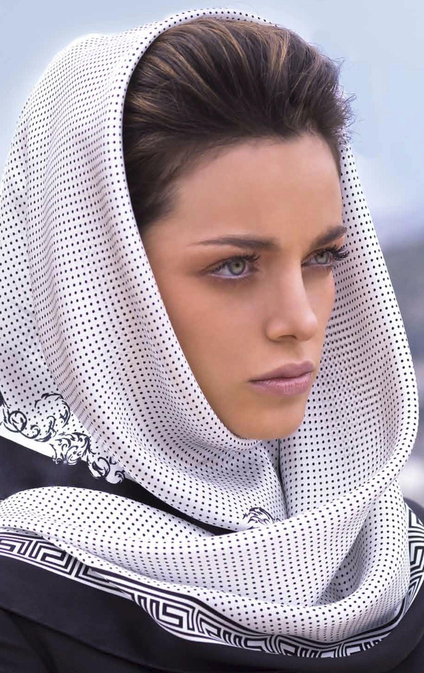 Pañuelo De Seda - Oscura Belleza De Ojos Por Vida Vida YkRlfscIz