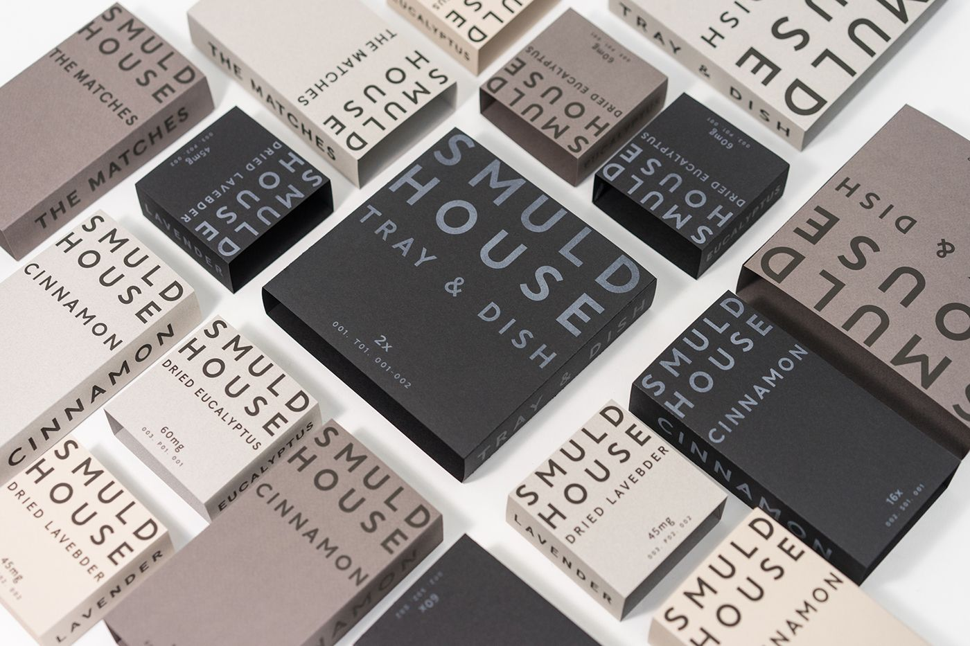 """Check out this @Behance project: """"SMULD HOUSE- Scented Identity ..."""