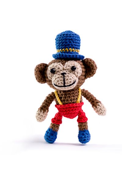 Crochet Amigurumi monkey from the Zoomigurumi book | Yarn animals ... | 600x400