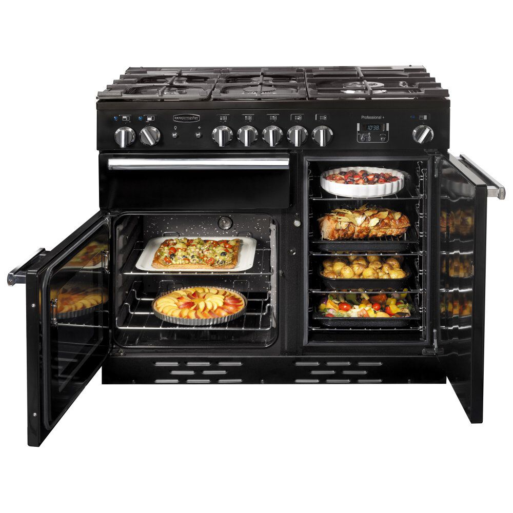 Huge Capacity Ovens In The Rangemaster 100cm Ranges I Love My Rangemaster Pro Deluxe With Multi Function Oven In