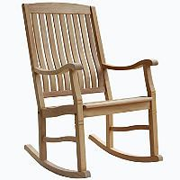 Phenomenal Teak Rocking Chair Sams Club Porch Teak Rocking Chair Ibusinesslaw Wood Chair Design Ideas Ibusinesslaworg