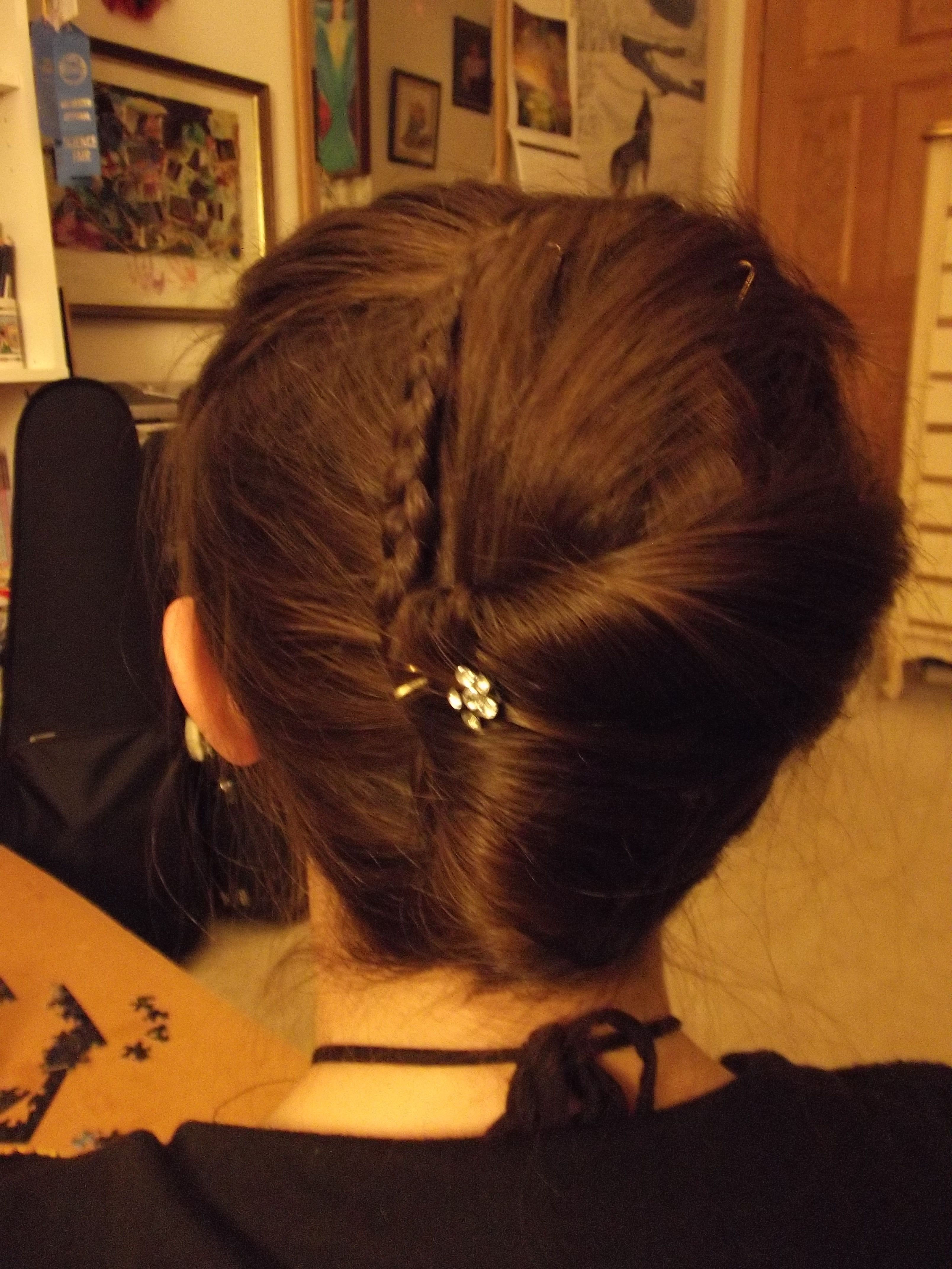 Cool hairstyle, done by DRD