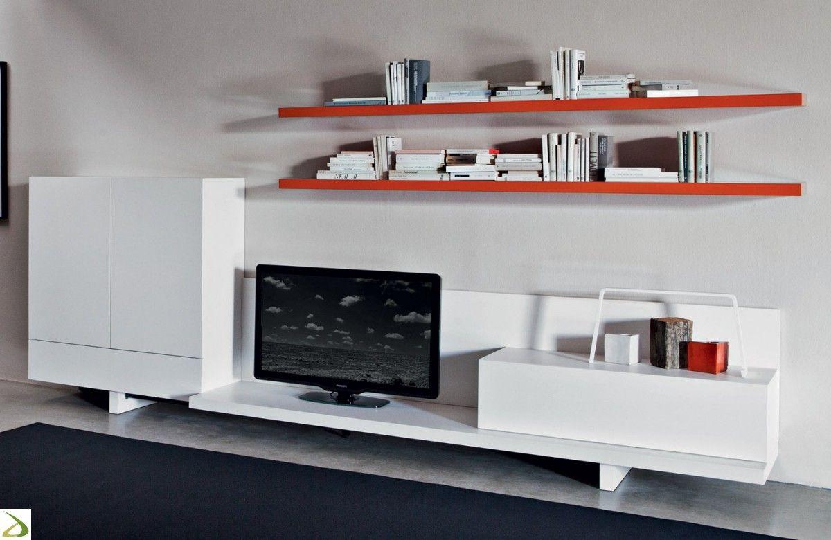 Soggiorno Relix | Porta tv, Soggiorno e Mensole