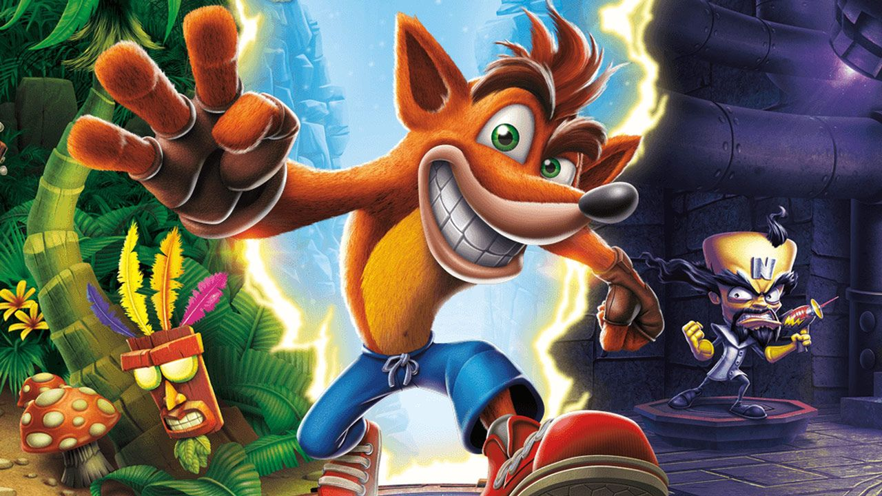 Crash Bandicoot The N Sane Trilogy Spins To Ps4 Today Behind The Scenes With Vicarious Visions Playstation4 Ps4 Sony Crash Bandicoot Bandicoot Activision