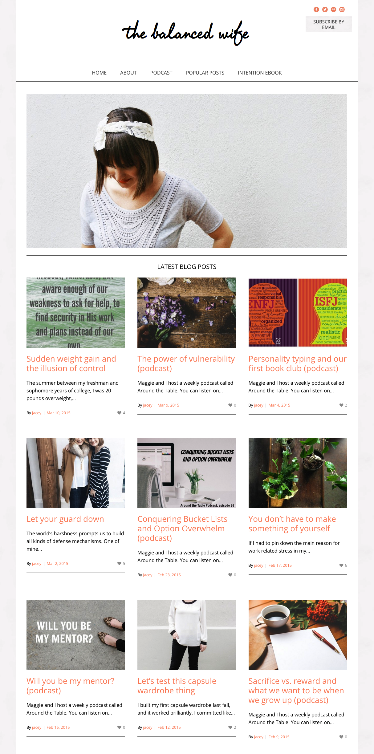 Love This Simple, Minimalistic Blog Design Take On An Angie Makes Theme. SO  Good!