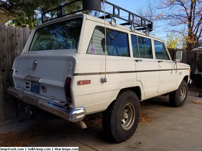 Awesome Jeep Trucks For Sale And Jeep Truck Parts   1978 Full Size Jeep Cherokee