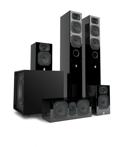 Intimus 4t Hybrid Sd Small Rooms Home Theater Systems Aperion Audio