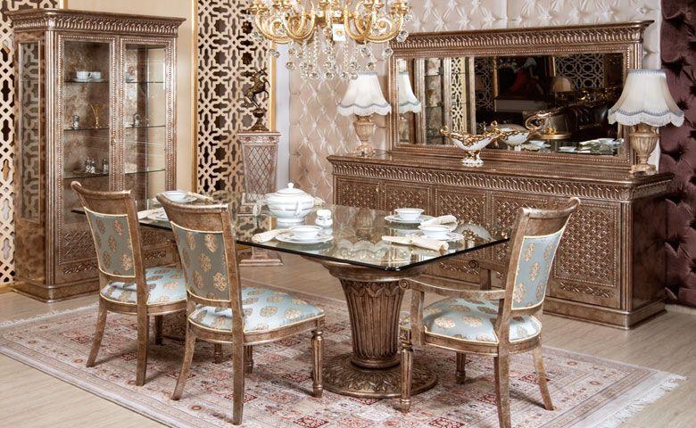 32++ Classic elegant dining tables Trending