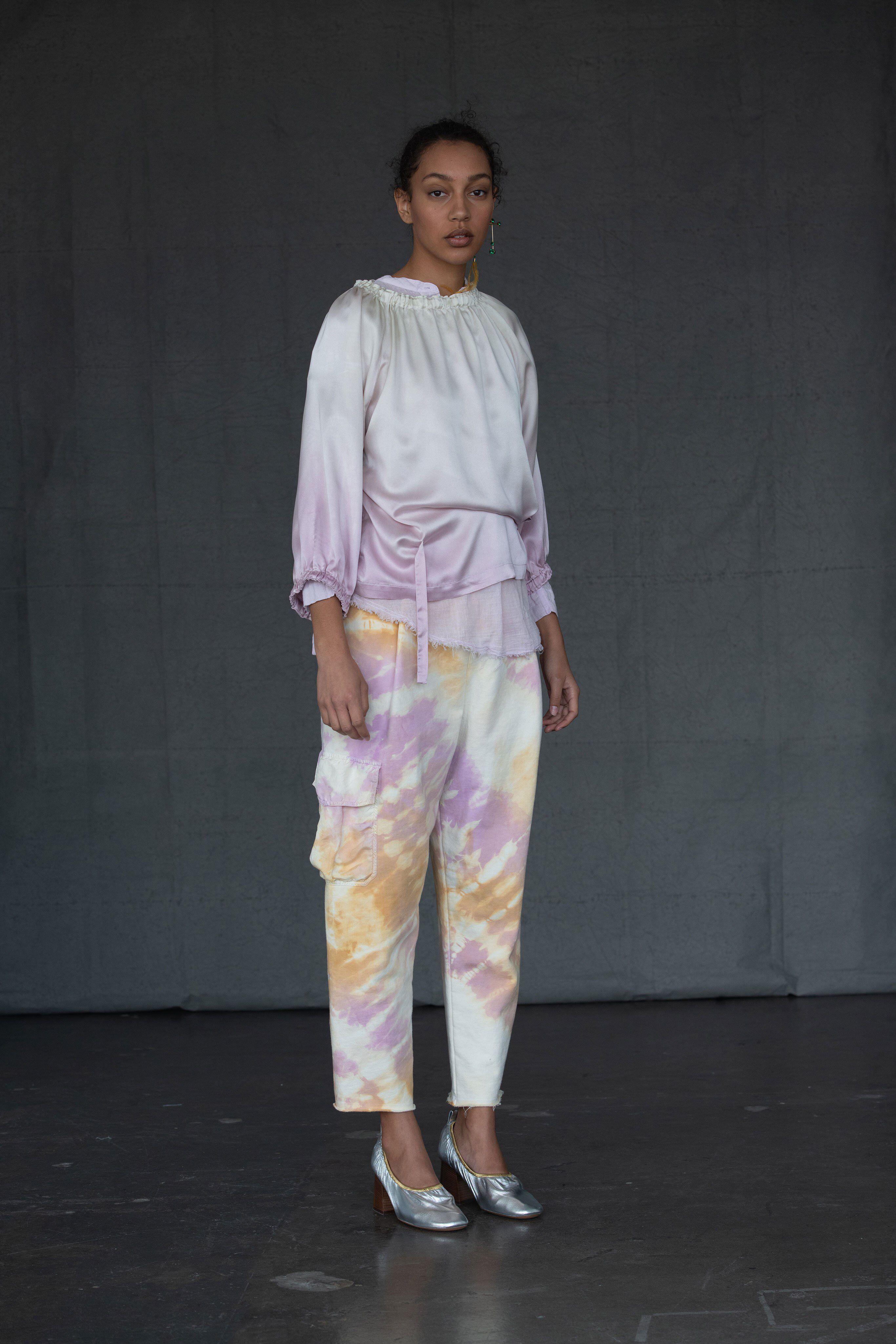 53f35b15e383 Raquel Allegra Pre-Fall 2019 Fashion Show Collection: See the complete Raquel  Allegra Pre