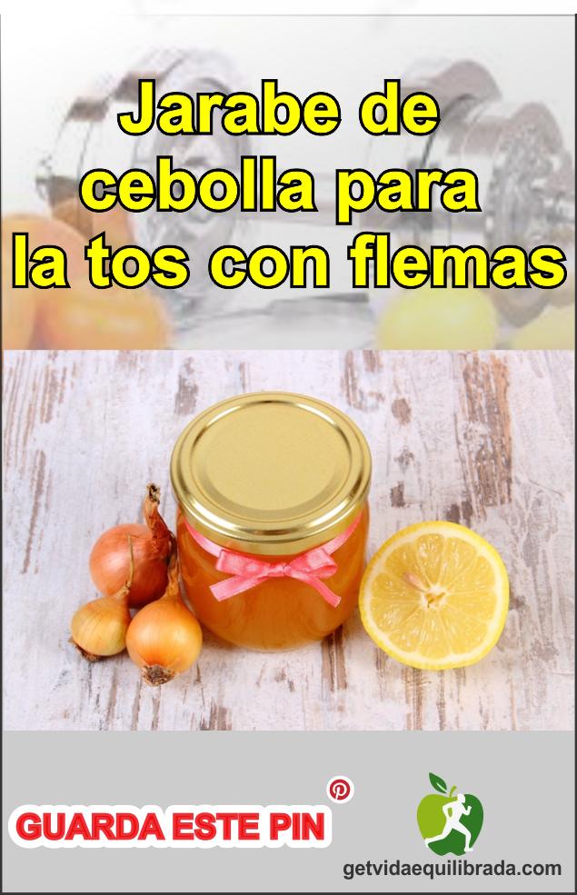 Jarabe De Cebolla Para La Tos Con Flemas Vida Equilibrada Food Natural Medicine Health