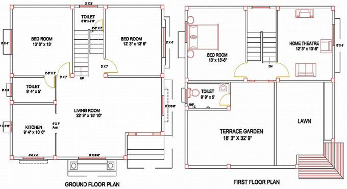 In Order To Generate A Column Layout Concerning A Building The Following Three Crucial Thumb Rule Architectural Floor Plans Building Columns Ground Floor Plan