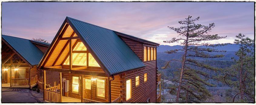 3 Bedroom Cabin Rental In Laurel Valley Creekside
