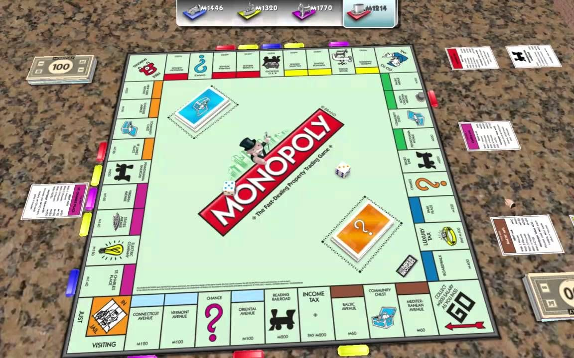 Monopoly Online • Play Monopoly Board Game Online for Free