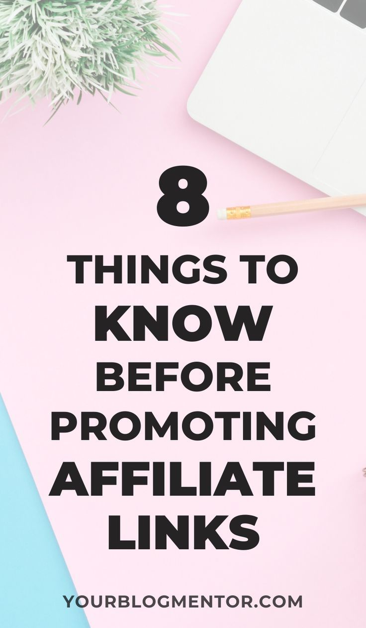 Planning to use affiliate marketing to monetize your weblog? Here are 8 things you…