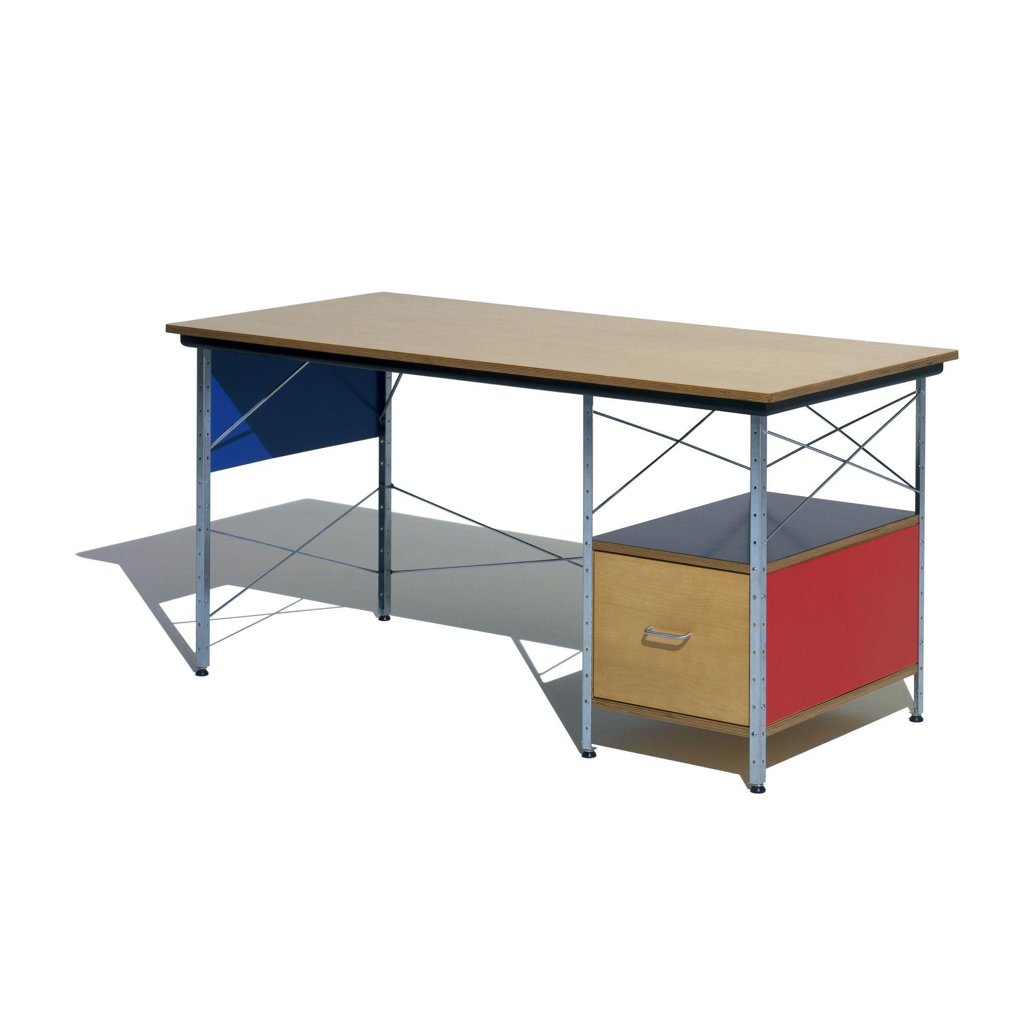 Herman Miller Eames Desk Unit Allmodern Modern Desk Desk Eames
