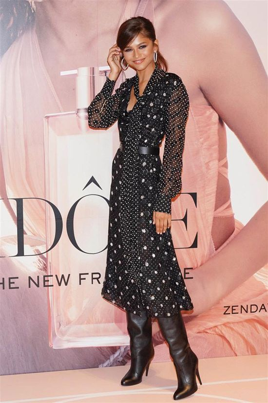 Zendaya at Lancome's Idole Launch Party | Zendaya outfits
