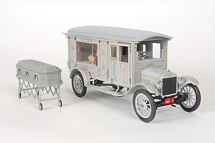 Omg Want Precision Miniatures 1921 Ford Model T Ornate Carved
