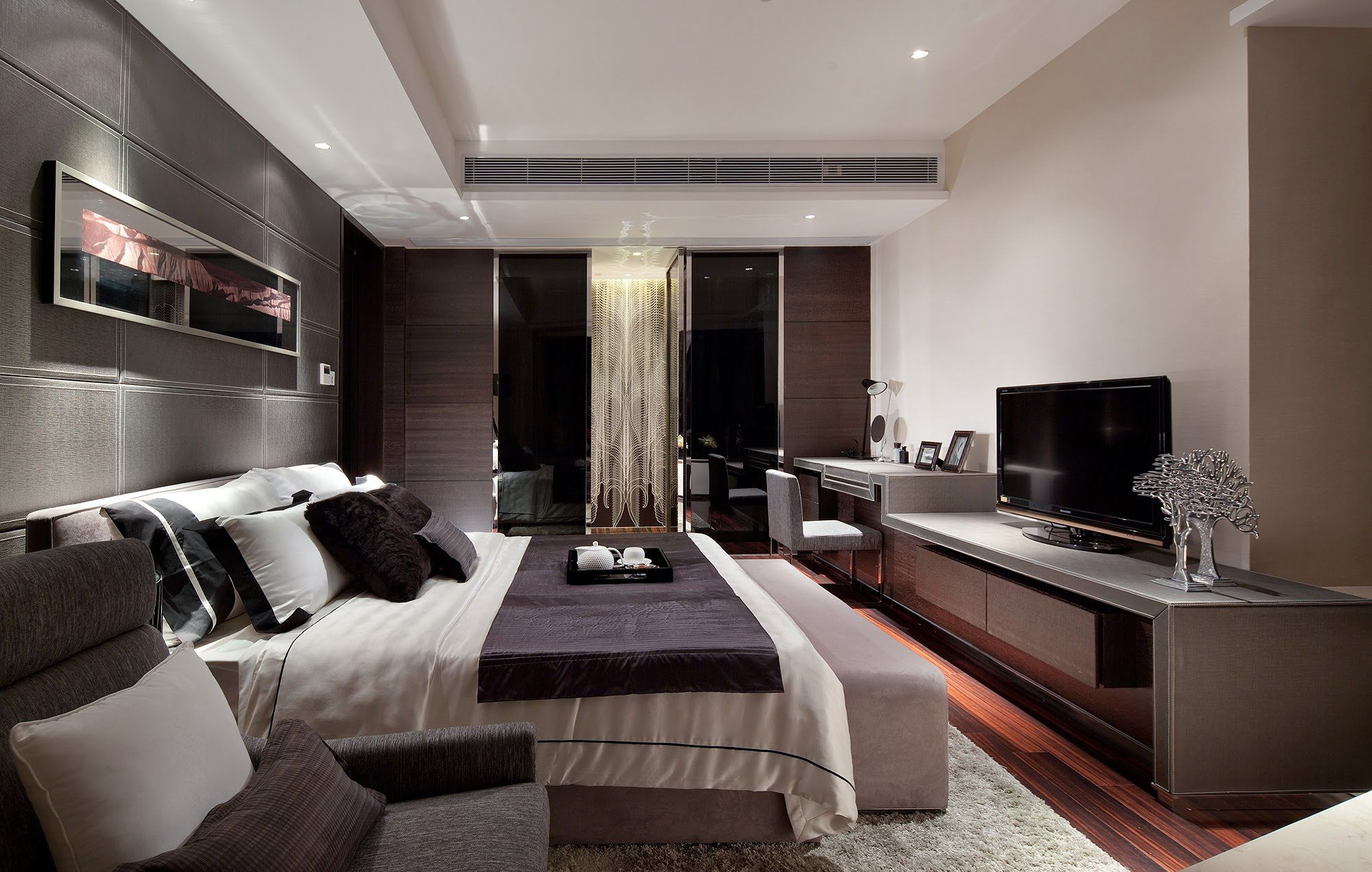 50+ Romantic Bedroom Designs For Couples 2017