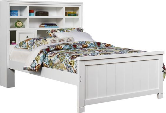 full size beds for sale in 2020  bookcase bed bedroom