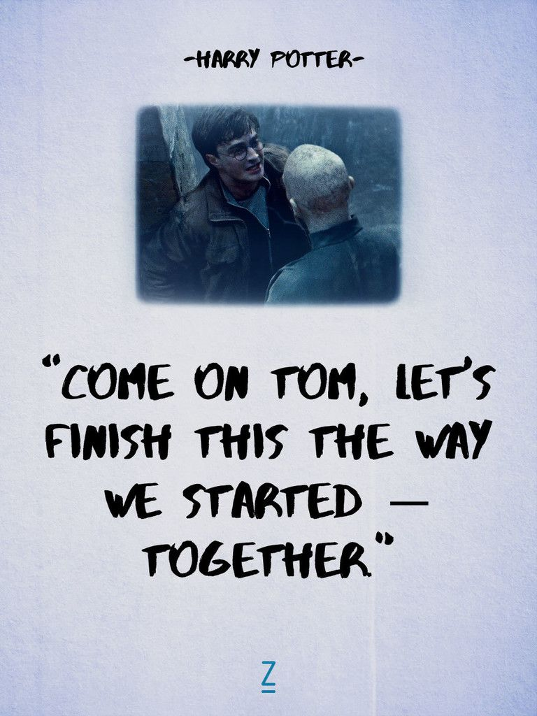 Come On Tom Lets Finish This The Way We Started Together