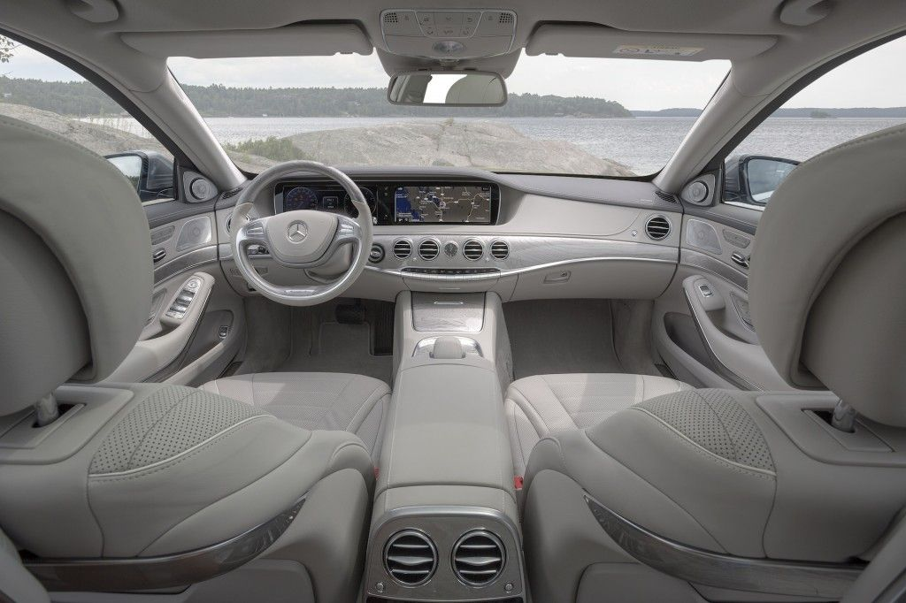 2014 Mercedes-Benz S550: First Drive (Page 2)