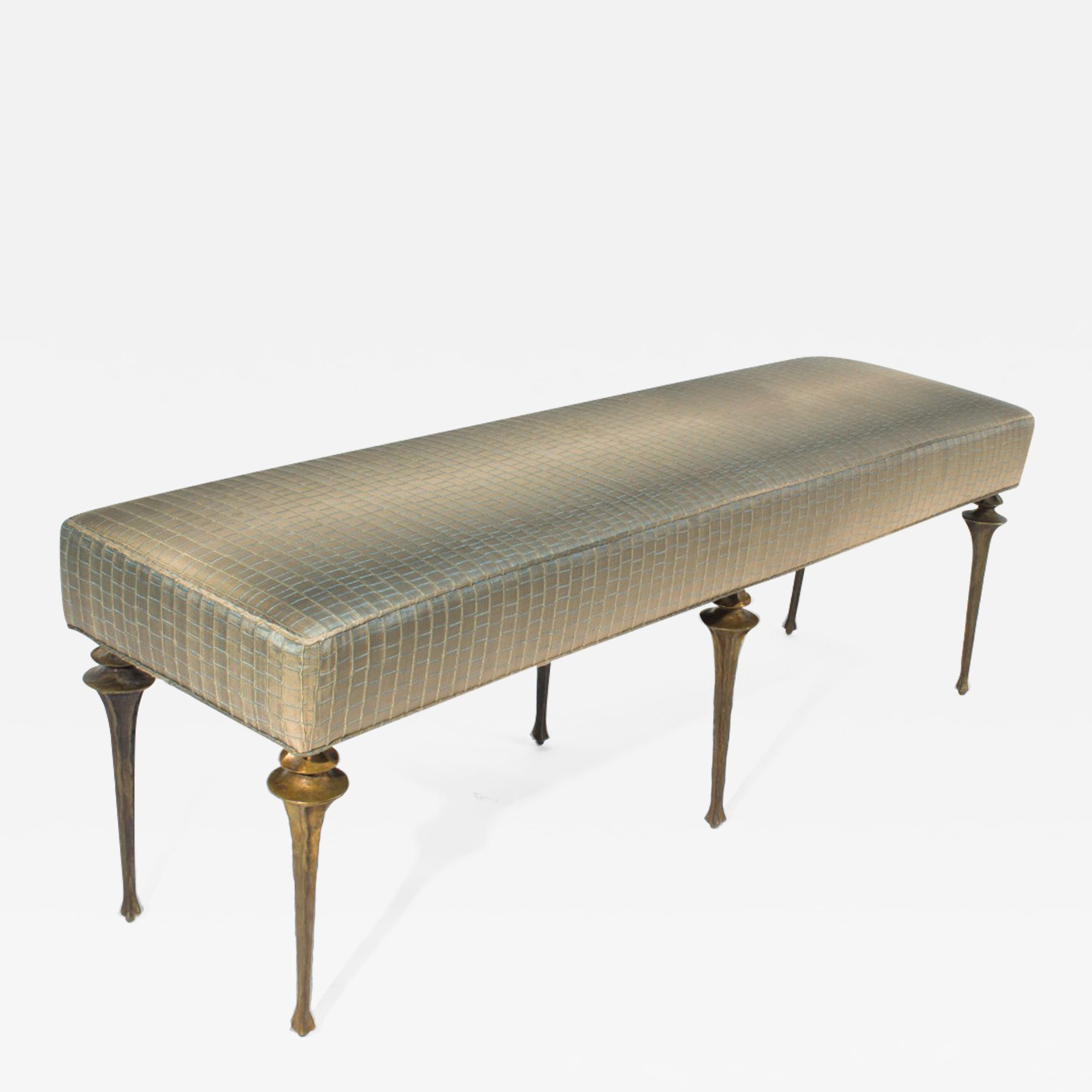 Pleasing Bronze Bench By Marc Bankowsky France 2006 Products In Pabps2019 Chair Design Images Pabps2019Com