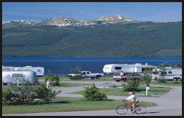 US Military Campgrounds And RV Parks Yellowstone Trailers - Us military campgrounds and rv parks map