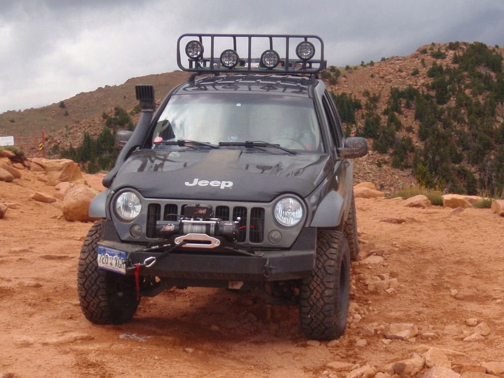 Not Your Everyday Kj Expedition Portal Jeep Liberty Lifted