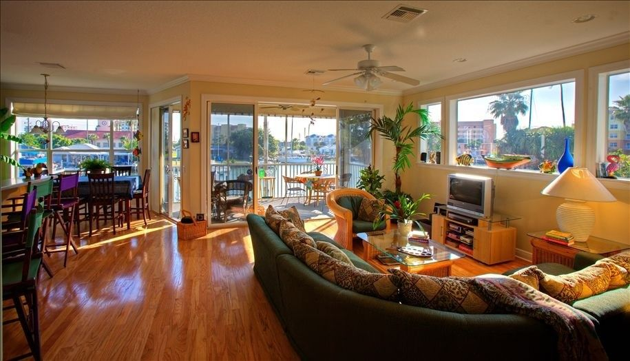 Townhome vacation rental in Madeira Beach from