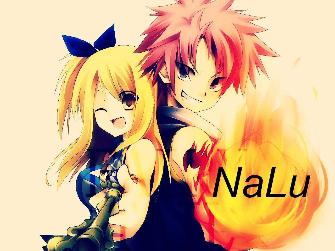 Nalu ~Fairy Tail~ Lucy and Natsu Kiss.[Amv] - YouTube ...