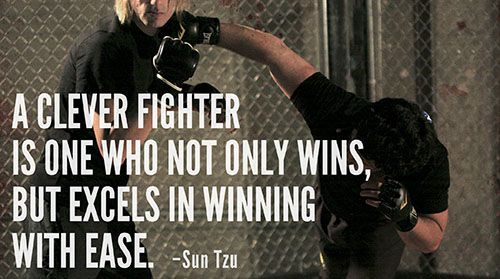Mma Quotes Sun Tzu Quote  Mma Quotes  Pinterest  Wisdom Warrior Quotes And