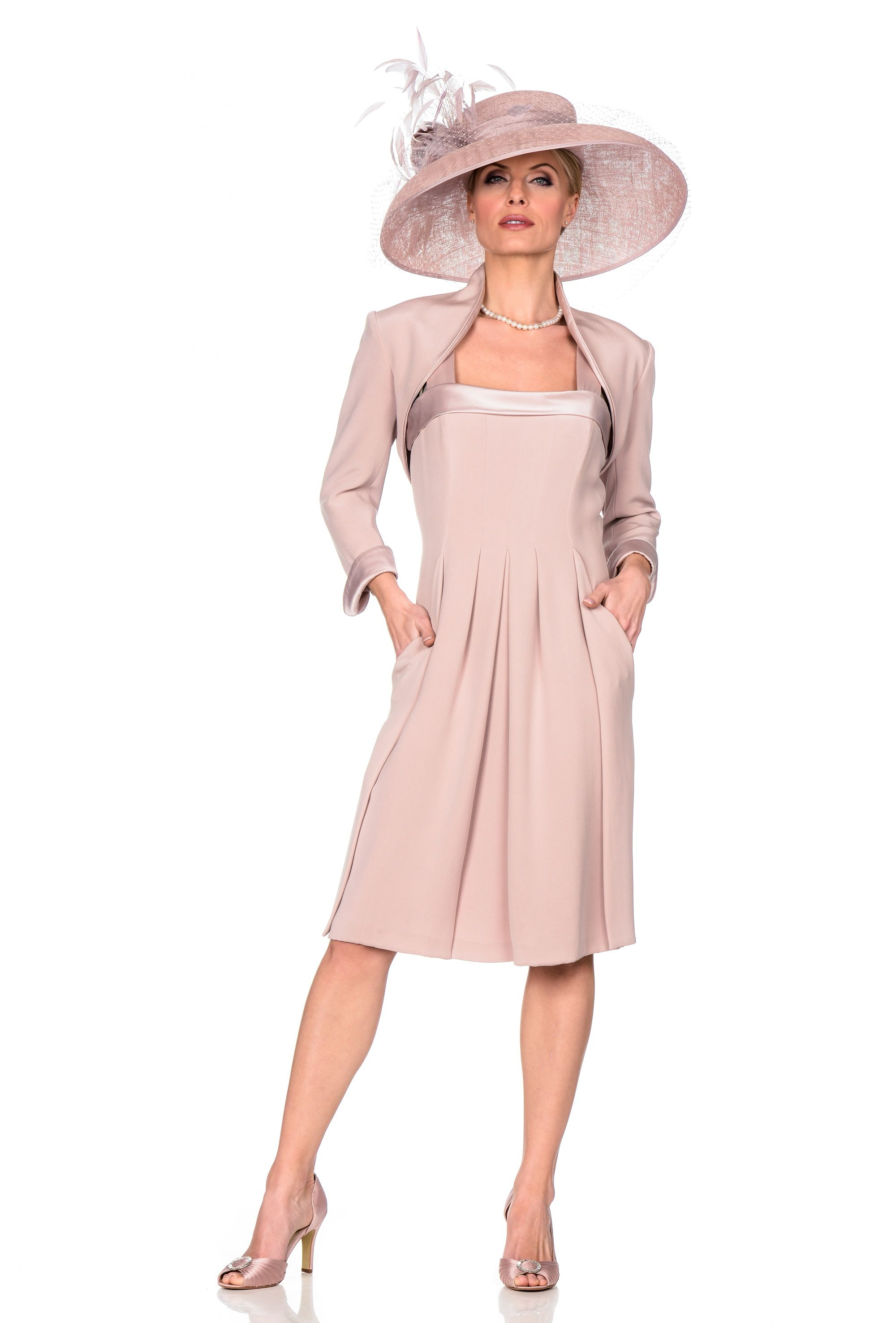 Dress with jackets for special occasions dress bolero for Young wedding guest dresses