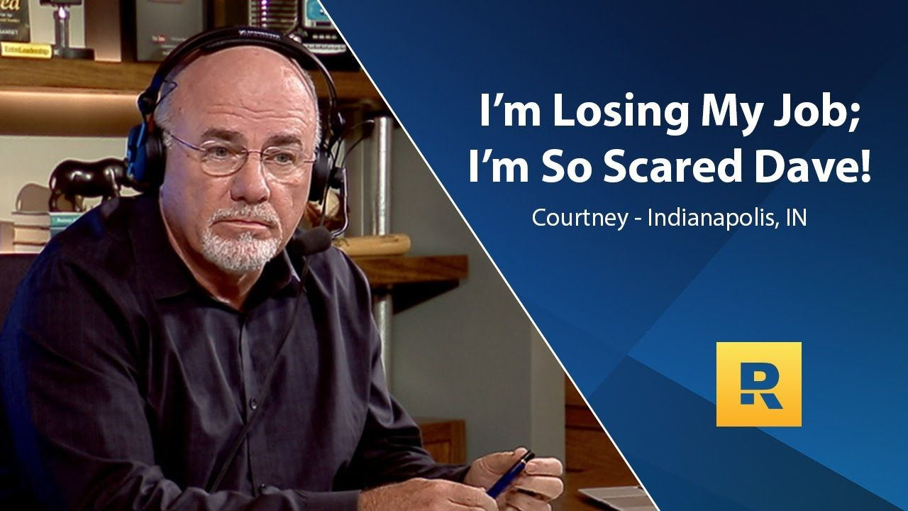 I'm Losing My Job; I'm So Scared Dave! | Payday loans ...